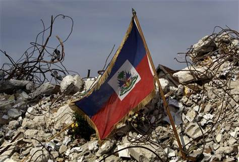 haiti-earthquake-flag2